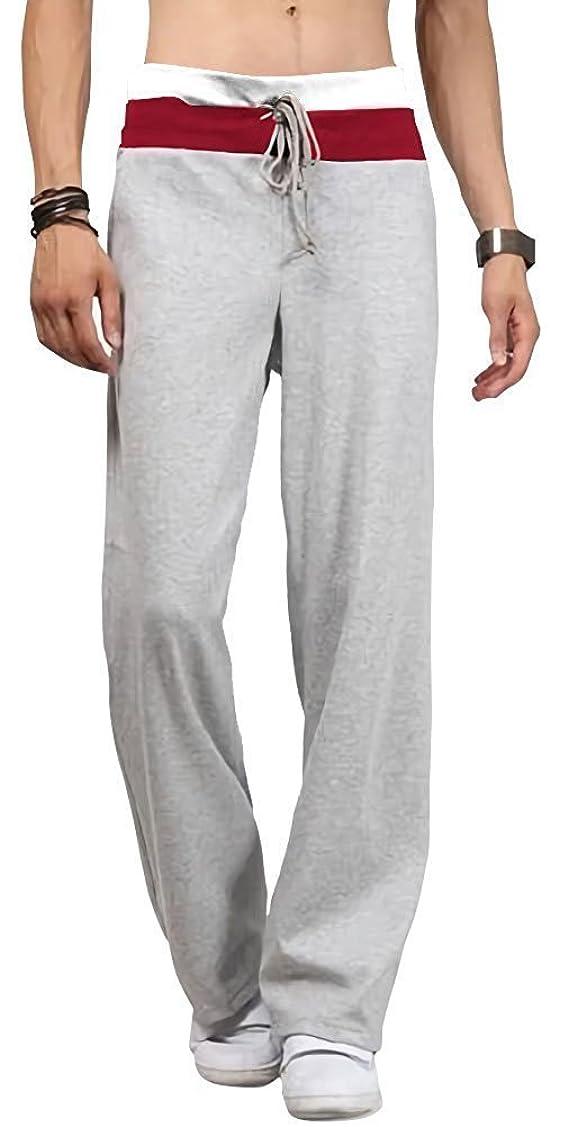 変形ピニオン不名誉[アスペルシオ] ロング丈 トレーニング パンツ ストリート系 メンズ