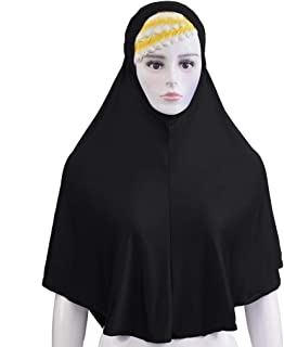 ec67ebe915 Womens Muslim Hijab Scarf Ready to wear Accessories,More Colors