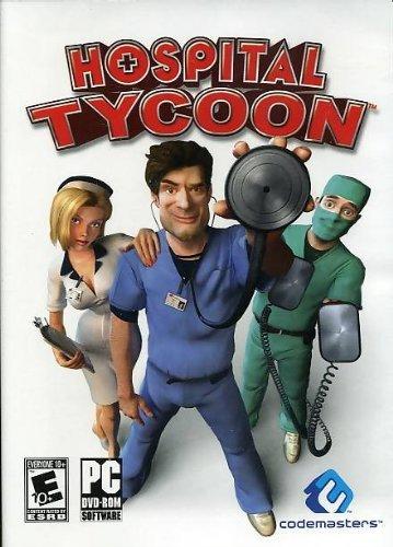 Hospital tycoon (PC) (UK) by Mastertronic