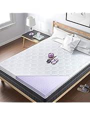 BedStory ラベンダー メモリーフォーム マットレストッパー