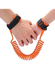 حزام حماية للاطفال من الضياع من بيبي لوف 33-7050، برتقالي