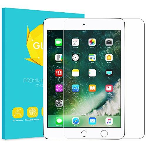 Fintie Panzerglas Schutzfolie für iPad 9.7 Zoll 2018 2017/ iPad Pro 9.7 / iPad Air 1 2 - Klar HD 9H stark Kratzfest Hartglas Bildschirmschutzfolie Glasfolie Screen Protector Bildschirmschutz Folie