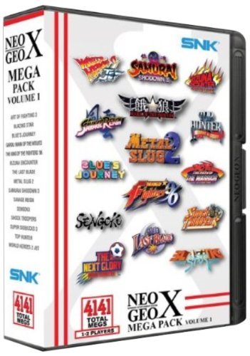 Neo Geo X Games - Mega Pack Collection