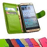 ikracase Handy-Hülle für Medion Life X5520 Tasche Handy-Tasche Hülle Schutzhülle in Grün