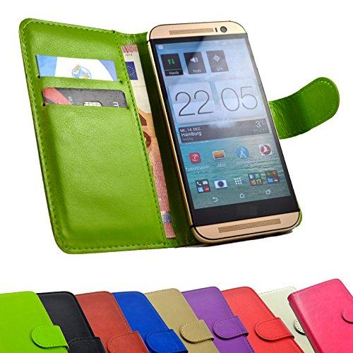 ikracase Tasche für Switel eSmart M2 M3 Hülle Hülle Etui Handy-Tasche Schutzhülle Handy-Hülle in Grün