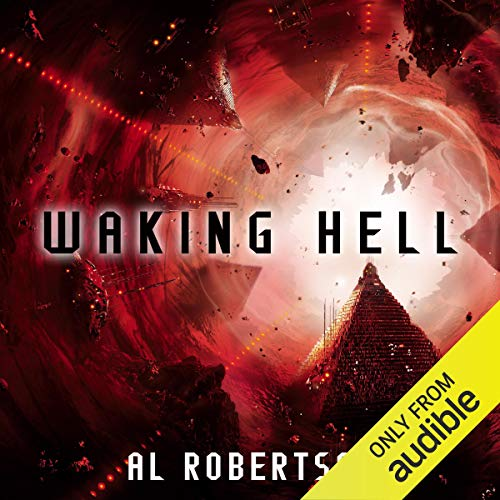 Waking Hell audiobook cover art