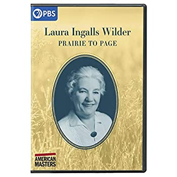 DVD American Masters: Laura Ingalls Wilder - Prairie to Page Book
