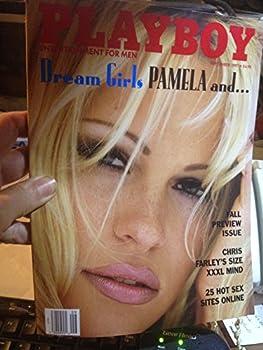 PLAYBOY MAGAZINE  PAMELA ANDERSON COVER ----SEPTEMBER 1997 ISSUE