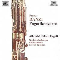 Danzi: Bassoon Concertos (1999-09-28)