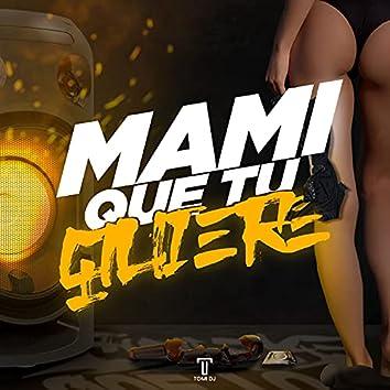 Mami Que Tu Quiere (Remix)