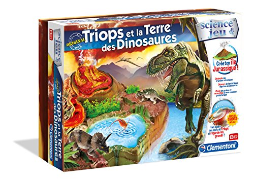 triops et dinosaures carrefour
