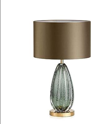 Design Tischleuchte Goldfarbig 10,4 Watt LED Tischlampe Wohnzimmer Dekoleuchte