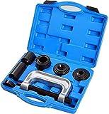 Fourward 10 Pezzi Estrattore per Giunti a Sfera e Giunti a Sfera articolati,estrattore e di Riparazione per snodi sferici per Mozzi Ruota 2WD e 4WD