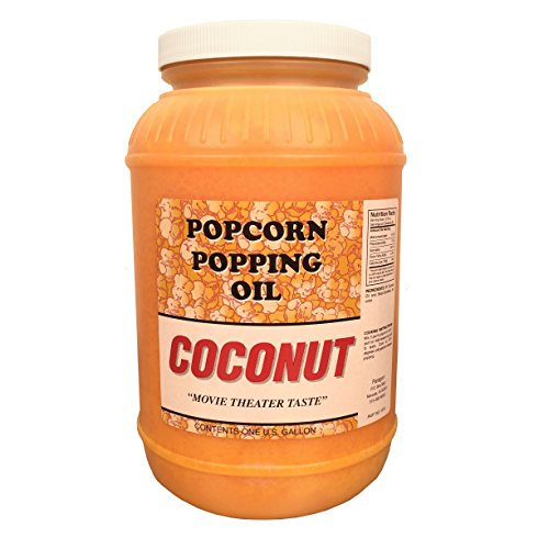 Paragon - Manufactured Fun Coconut Popcorn Popping Oil (Gallon)