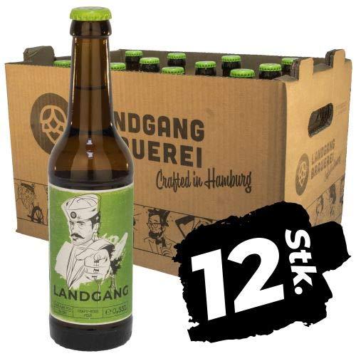 Landgang Brauerei - Landgang Pils -12er Karton (12 x 0,33l)