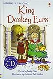 King Donkey Ears (First Reading Level 2 CD Packs)