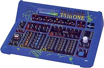 Maxitronix 75-in-One Electronic Project Lab | Explore Electronics with 7500 Experiments