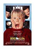 Home Alone 24'x36' Movie Poster- A Certified Poster Office Print with Holographic Sequential Numbering for Authenticity