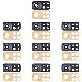 Repuesto para teléfono móvil 10 PCS Atrás Lente de la cámara para Xiaomi MI 10T 5G / REDMI K30S / M2007J3SC, M2007J3SY