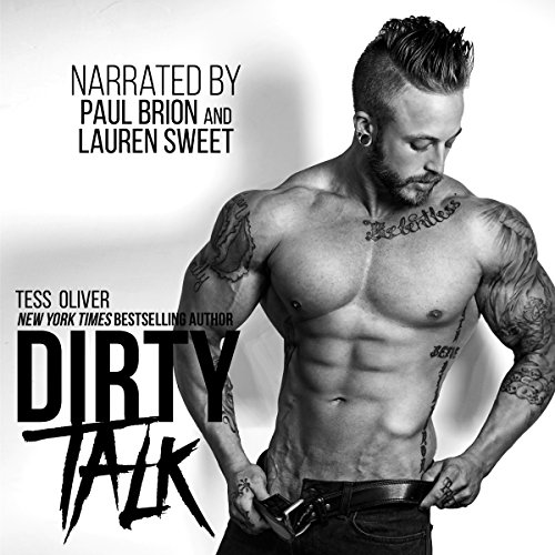 Dirty Talk audiobook cover art