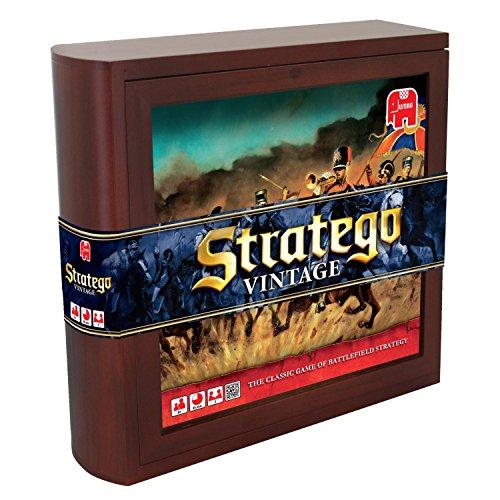 Jumbo 17854 - Stratego Vintage, Brettspiel