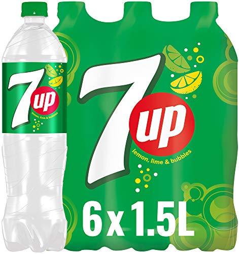 7UP, Limonade mit Limetten- und Zitronengeschmack (6 x 1.5 l)