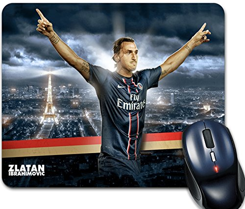 Tapis de souris Zlatan Ibrahimovic - Kdomania