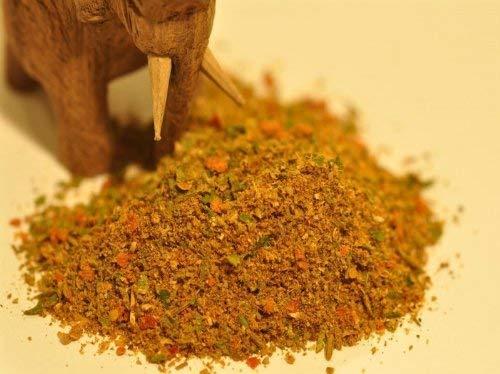 African Rub Gewürz 500 Gramm gemahlen, südafrikanische Gewürzspezialität, ohne Zusatzstoffe & ohne Geschmacksverstärker - Bremer Gewürzhandel
