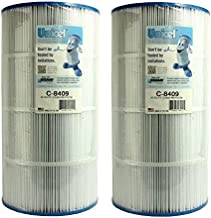 2) Unicel C-8409 CX900RE PXC-95 Sta-Rite Hayward Replacement Pool Filters C8409