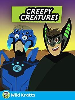 Wild Kratts  Creepy Creatures
