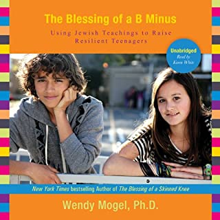 The Blessing of a B Minus audiobook cover art