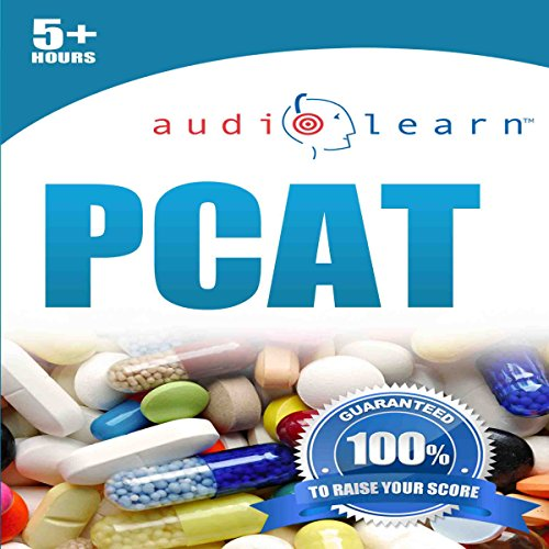 2012 PCAT Audio Learn audiobook cover art