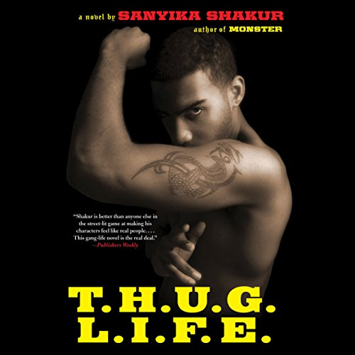 T.H.U.G. L.I.F.E. audiobook cover art