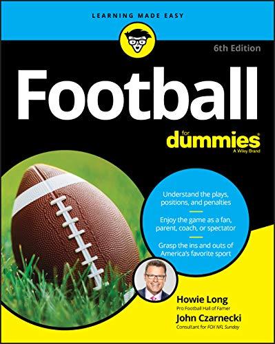 Football For Dummies, 6th Edition