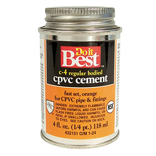 Do it Best CPVC Solvent Cement