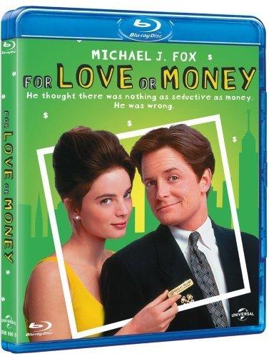 Ein Concierge zum Verlieben / For Love or Money (1993) ( ) (Blu-Ray)