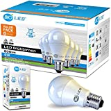 Bioled E27 LED Lampe, 9W, 6er Pack, Kaltweiß 6400K,...