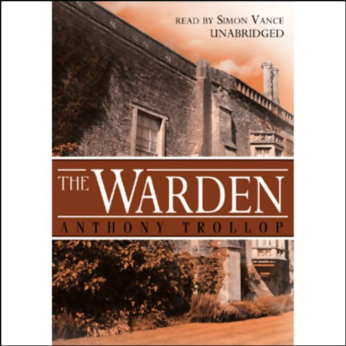 The Warden audiobook cover art