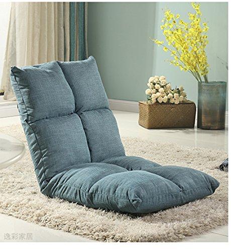 pillow Les Coussins Paresseux Confortables de Sofa Paresseux capitonnés avec la Chaise réglable 205cm de Dossier (Couleur : 5#, Taille : 110 * 52cm)