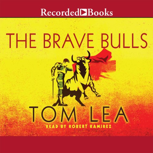 The Brave Bulls audiobook cover art