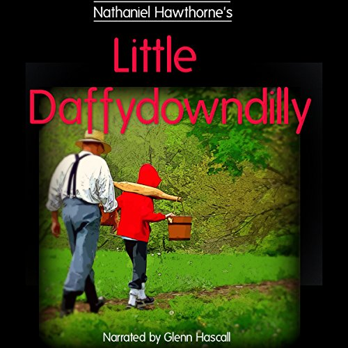 Little Daffydowndilly audiobook cover art