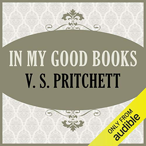 In My Good Books audiobook cover art