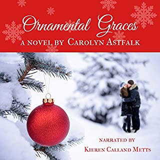 Ornamental Graces audiobook cover art