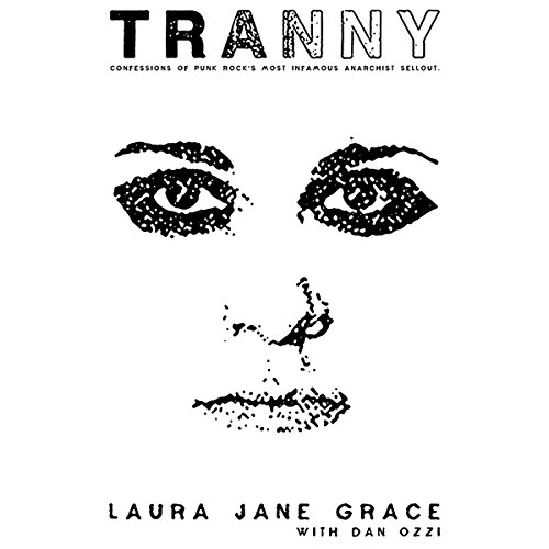 Tranny audiobook cover art