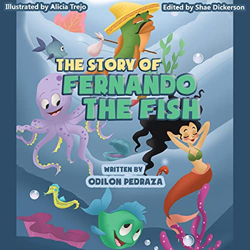 The Story of Fernando the Fish Audiobook By Odilon Pedraza cover art