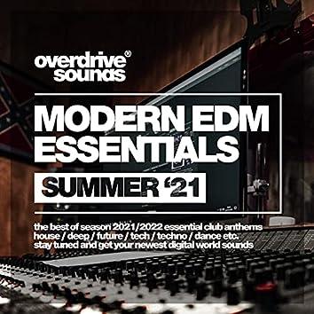 Modern Edm Essentials (Summer '21)