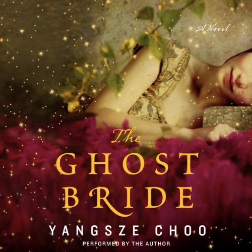 The Ghost Bride audiobook cover art