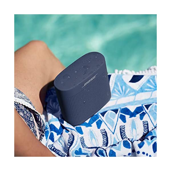 bose soundlink color bluetooth speaker ii – limited edition, midnight blue (amazon exclusive)