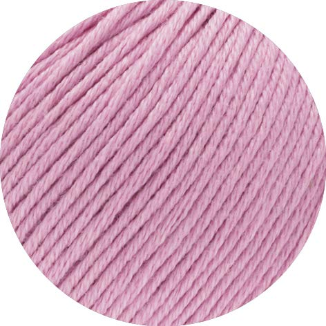 Lana Grossa - Soft Cotton - Fb. 22 flieder 50 g
