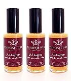 Thronjuwel Toilettenparfum, 3 Flaschen, gegen Toilettengerüche, bekannt aus Die Höhle der Löwen - Geruchsneutralisierer für Toilette & Badezimmer, 3 x 50ml für die Handtasche & Unterwegs